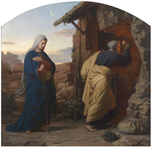 786px-Michael_Rieser_Am_Abend_vor_Christi_Geburt_1869